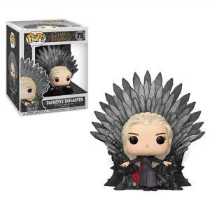 Funko Pop de Daenerys con el Trono de hierro – Game of Thrones