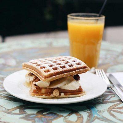 Desayuno o merienda en Pani Asuncion