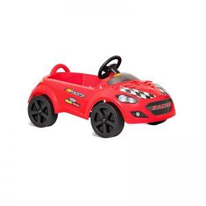 Auto Roadster Rojo de Bandeirante