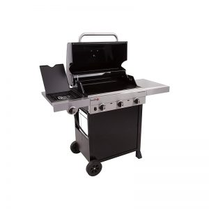 Parrilla Char-Broil Gas Grill 3 quemadores + 1 lateral