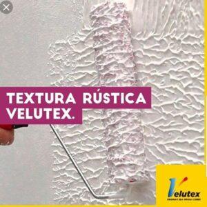 Textura Rustica de 25 kg. de la marca VELUTEX