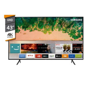 Espectacular Smart TV Samsung 4K de 43 Pulgadas