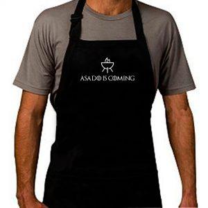 Para el cocinero de la casa, delantal GOT