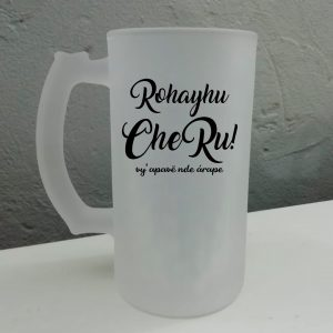 Chopera personalizada para Papa