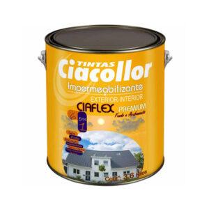 Impermeabilizante Ciaflex de 3.6 kls.