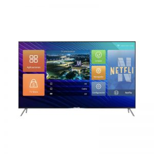 Smart TV Kiland 50″ Full HD con 2 controles y Soporte de pared