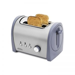 Tostadora Cecotec Toast&Taste Inox 2S