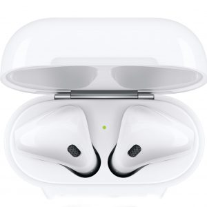 "Airpods 2 de Apple con ""Hola Siri"""
