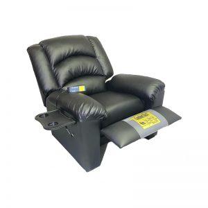 Sofá reclinable con Vibromasajeador