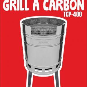 Parrilla grill a carbon Tramontina