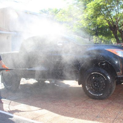 Eco Wash Servicio De Lavado A Domicilio
