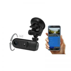 Camara Motorola 360 MDC10W HD 720p con Wifi