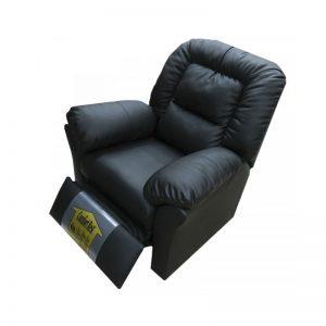 Sillon reclinable en ecocuero