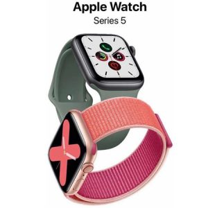Nuevo Apple Watch Series 5 de 44mm
