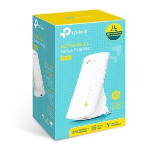 Extensor De Wi-Fi Tp-Link TI-Re200 Ac750 Dual