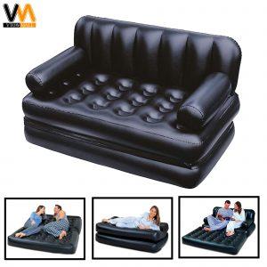 Sofa cama inflable Bestway 5 en 1