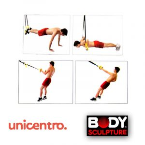 Total Body Suspension Trainer de Body Sculpture