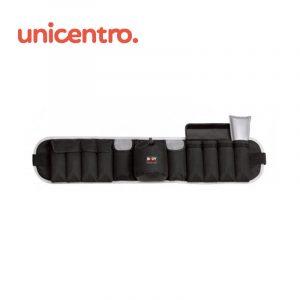 Cinturón ajustable con pesas para musculación de Body Sculpture