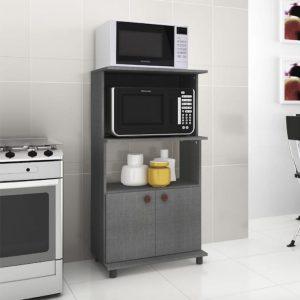 Mueble de cocina Multiuso para horno y microondas
