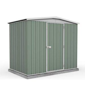 Galpon armable Absco Sheds de 2,26 x 1,44 x 2,00 con instalación