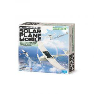 Aeroplano Solar desarmable de 4M