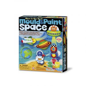 Kit Espacial para pintar de 4M