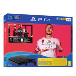 No pases una cuarentena sin tu PlayStation 4 Slim de 1TB con FIFA 20