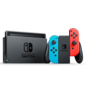 Nueva Nintendo Switch  multicolor de 32 Gb con bateria extendida