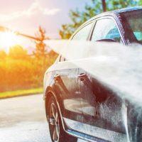 Lavado de auto a domicilio