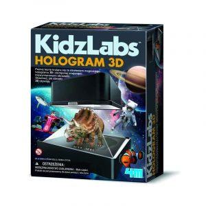 Proyector holograma 3D de 4M