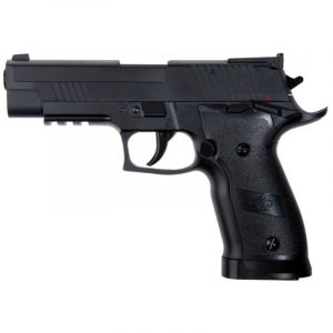 Pistola Airgun Stinger 226 Black CO2 STAG018 4.5mm