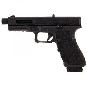 Pistola Airsoft Secutor Gladius 17 Acta Non Verda SAG0009 Black II 6mm
