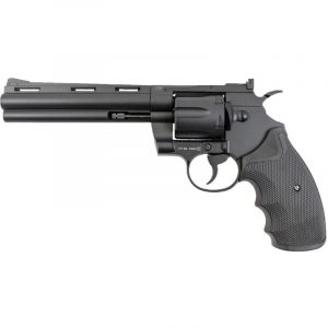"Revolver Airgun KWC CO2 6 ""357  BBS 4.5mm Metal"