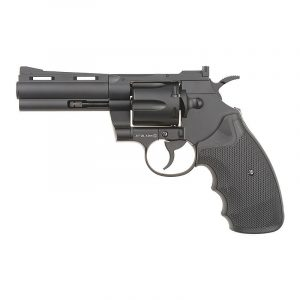 Revolver Airgun KWC CO2 4″ 357 BBS 4.5mm Metal
