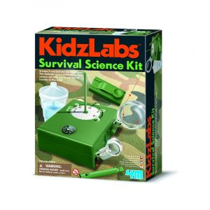 Kit de Ciencia para supervivencia de 4M
