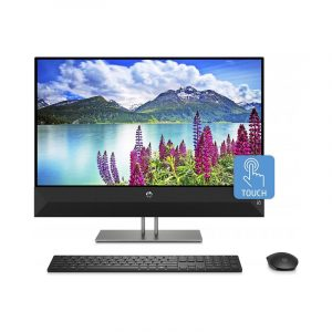 "Computadora Todo en uno HP Pavilion 24-XA0053W Intel i5 1.7GHz – 4GB RAM + 16GB Intel Optane – 1TB – Pantalla táctil de 23.8 """