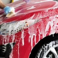 Lavado de camioneta a domicilio