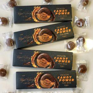Vip Dragon Candy Power Caramelos vigorizantes para hombres