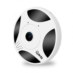 Cámara 360 Wifi 2Mp / Sd Quanta
